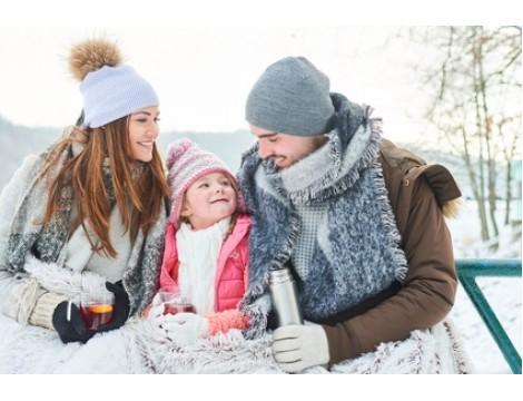 Зимние, детские комбинехоны