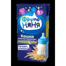 Кашка молочно–пшеничная