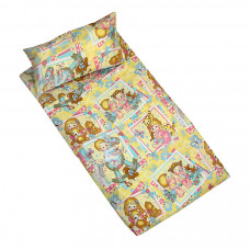 Детское постельное белье Barbarella Милые малыши