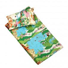 Детское постельное белье Barbarella Веселые джунгли